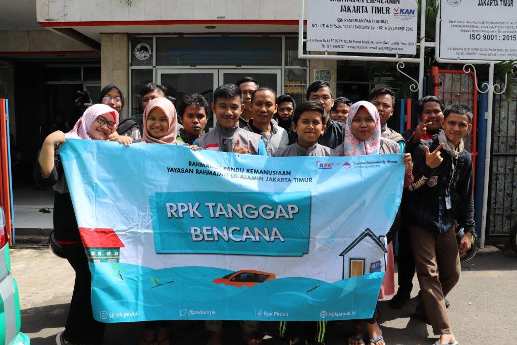 Peduli Banjir RPK Peduli