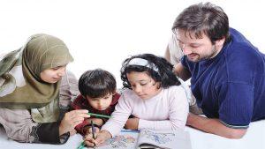 peran orang tua dalam pendidikan anak